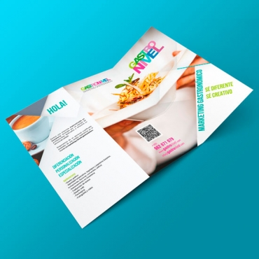 flyers y folletos